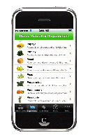 Green Smoothie App