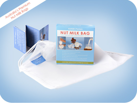 Nut Milk Bags packaging